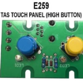 Touch panel High Button